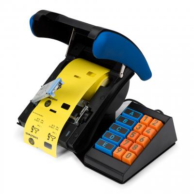 CoatCheck OneFive Ticketprinter thermisch systeem