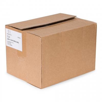 BlackBox Garderobentickets im Block, 6x1000 Tickets, orange