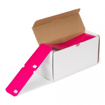 BlackBox Garderobetickets Roze