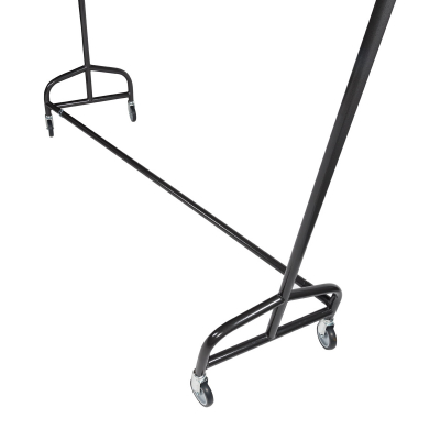 Garderobenständer mit 1 Bügelrohr, Transport Version